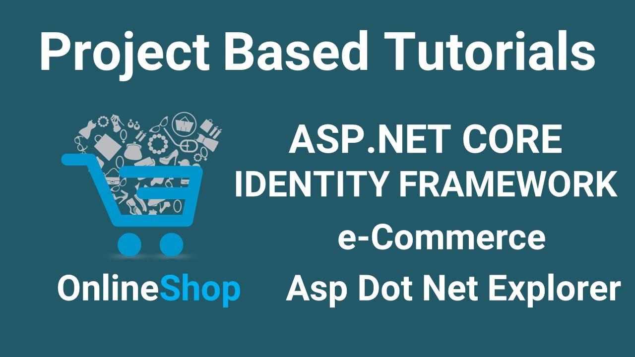 Add asp.net Identity in empty project