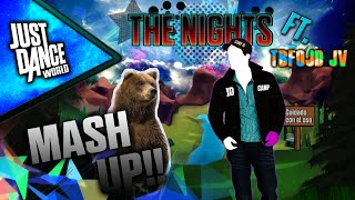 Just Dance 2015 | The Nights - Avicii | FAN-MADE | MashUp Collab +1000 SUBS | ft TBFOJD JV