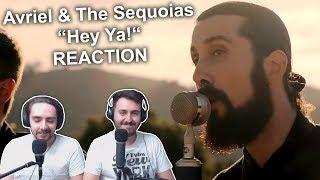 """Avriel & The Seqoias - Hey Ya!"" Reaction"