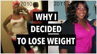 EDNOS, ABUSE & WEIGHT GAIN   My Decision to Lose Weight