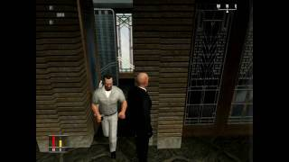 Hitman Blood Money - Flatline: PRO/SO/AO/SA (06:12) Outside pool