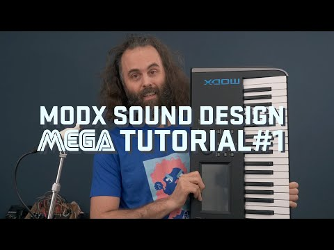 MODX sound design Mega Tutorial #1 thumbnail