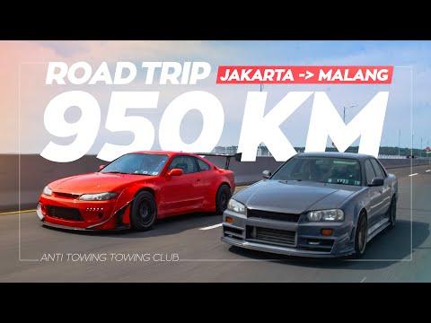 Java Trip Pake Silvia & Skyline 🤘🏻
