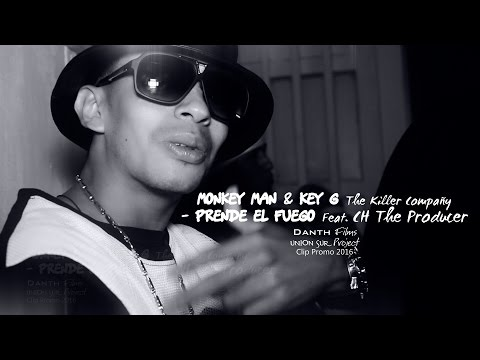 The KILLER COMPANY - PRENDE EL FUEGO Feat. CH The PRODUCER - UNION SUR Project 2016