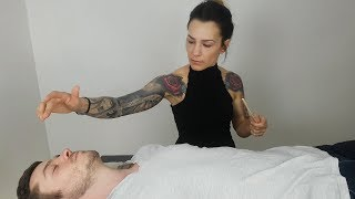 Download ASMR Reiki Therapy *Negative Energy Cleansing* Mp3 and Videos