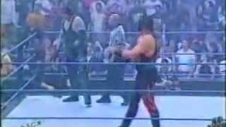 Masked Kane and Undertaker vs Right to Censor, April 2001
