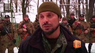 Ветераны чеченских войн приехали воевать в Донбасс