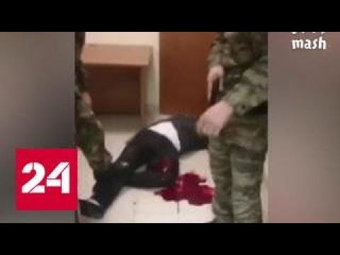 Стрельба в Мособлсуде: эксклюзивные кадры с места происшествия
