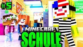EINBRUCH in DIE SCHULE?! - Minecraft SCHULE #05 [Deutsch/HD]
