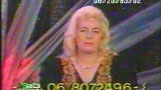 Lady Barbara telefonate