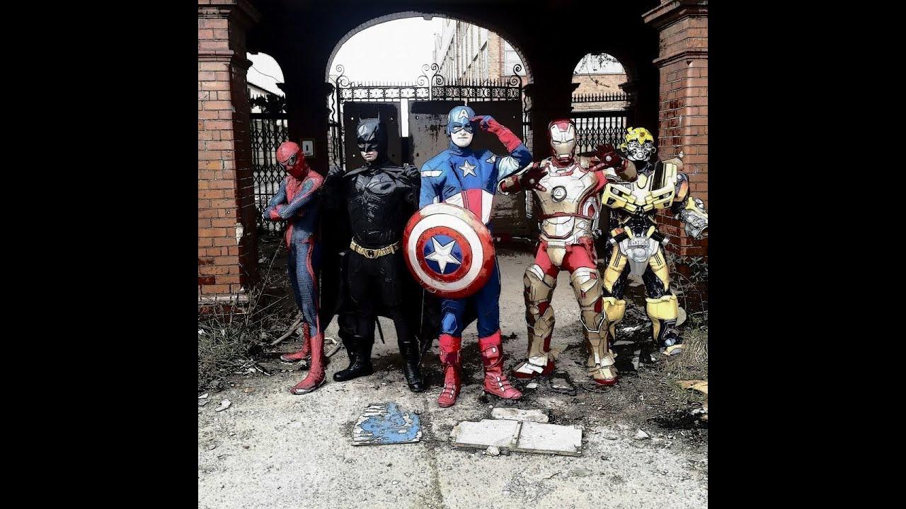 Captain America Birthday Party Ideas Nashville