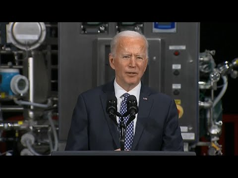 Biden Says Trump Failed on Vaccine Orders, Shots