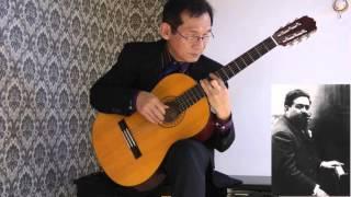 Tango - I. Albéniz - Guitar: Đăng Thảo