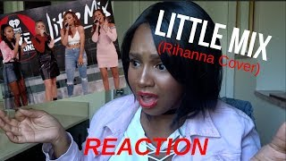 Little Mix REACTION Love on the Brain | I WASN'T ready