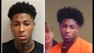 NBA Youngboy released from Jail on 75K bail.