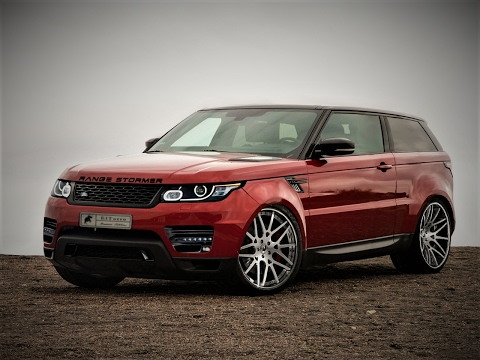 New Stormer [2020 Range Rover Stormer Concept] (Virtual Tuning)