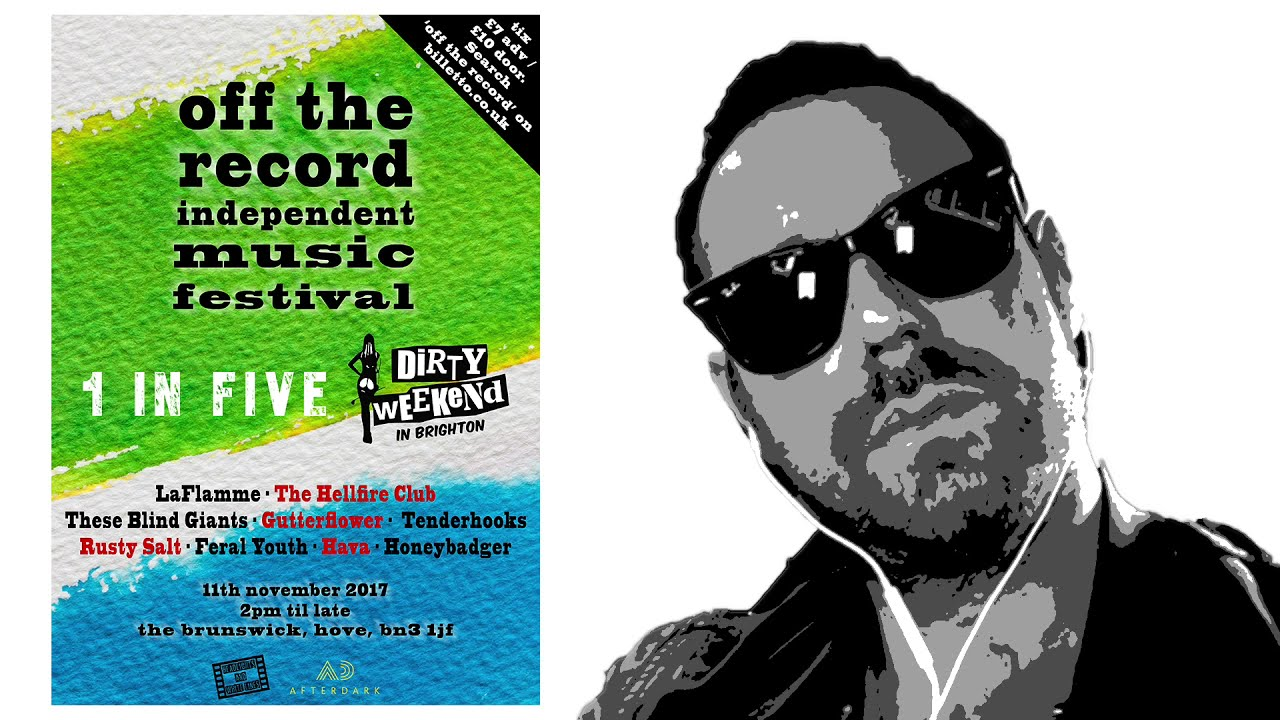 2017 Festival Promo 1: Danny Dyer | Off The Record Independent Music Festival