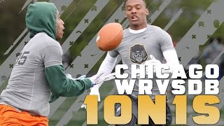 Nike Football's The Opening Chicago | WR vs DB 1 on 1's