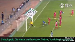Jacob Mulenga's goal Vs Meizhou Hakka