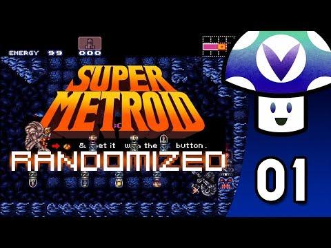 [Vinesauce] Vinny - Super Metroid: Randomized