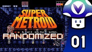 [Vinesauce] Vinny - Super Metroid: Randomized (part 1)