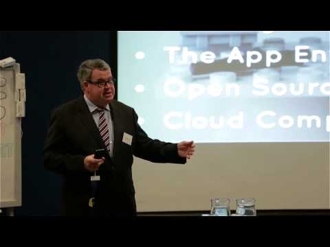 Innovation Month Pattern Breaking Summit: John Sheridan