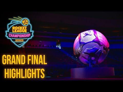 Cloud 9 vs. Dignitas | RLCS S6 Grand Finals Highlights