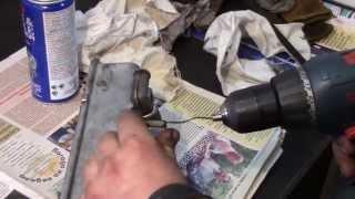 видео Смазка кузова ваз 2108