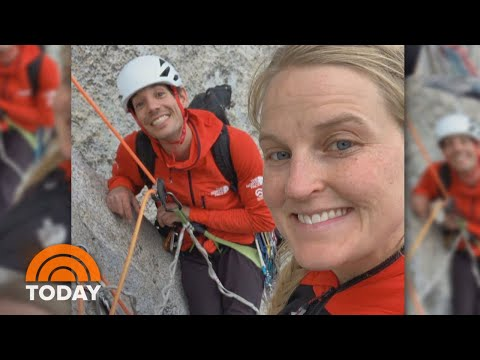 How Alex Honnold Helped Save Climber Who Fell From Yosemite's El Capitan | TODAY