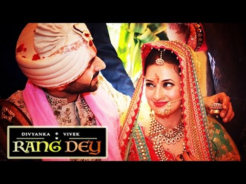 Rang Dey - The Wedding Official Trailer | Divyanka Tripathi & Vivek Dahiya | DiVek