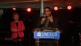 International Jazz Day Invitation from UNESCO Director-General Irina Bokova
