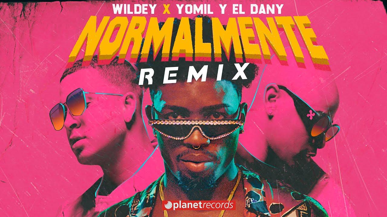 Download WILDEY ❌ YOMIL Y EL DANY Normalmente REMIX (Audio Oficial) Reggaeton Repartero Cubaton Reparto