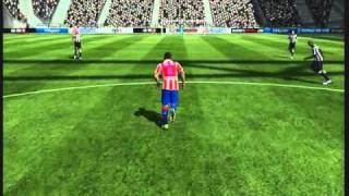 Nice FIFA 11 goal