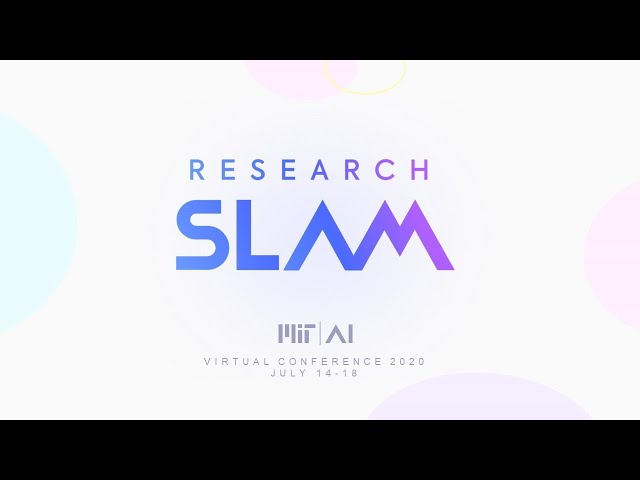 12pm: Research Slam