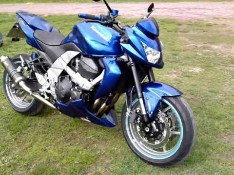 Kawasaki Z 750 Tunning Mivv GP