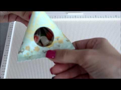 Making a Triangle Bag