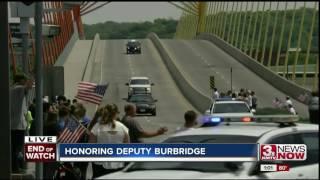 Deputy Mark Burbridges final call