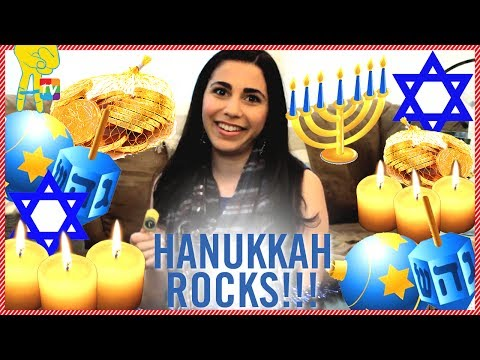 8 Ways Hanukkah Rocks