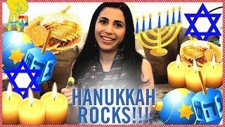 8 Ways Hanukkah Rocks
