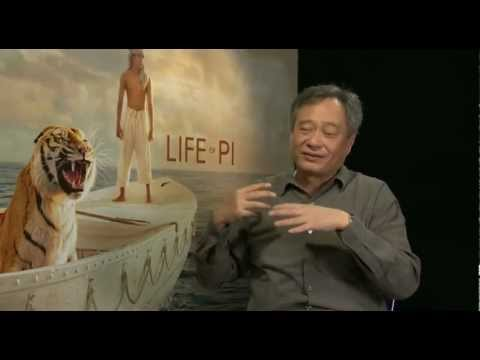 Ang Lee on 3D, VFX and Life of Pi (ABC News 24)