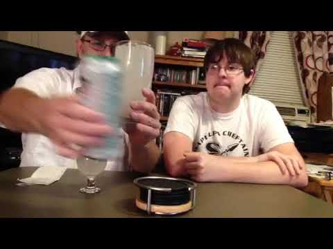 The Beer Review Guy# 658 Rock Star Cucumber Lime Energy Drink