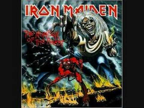 Клип Iron Maiden - Total Eclipse