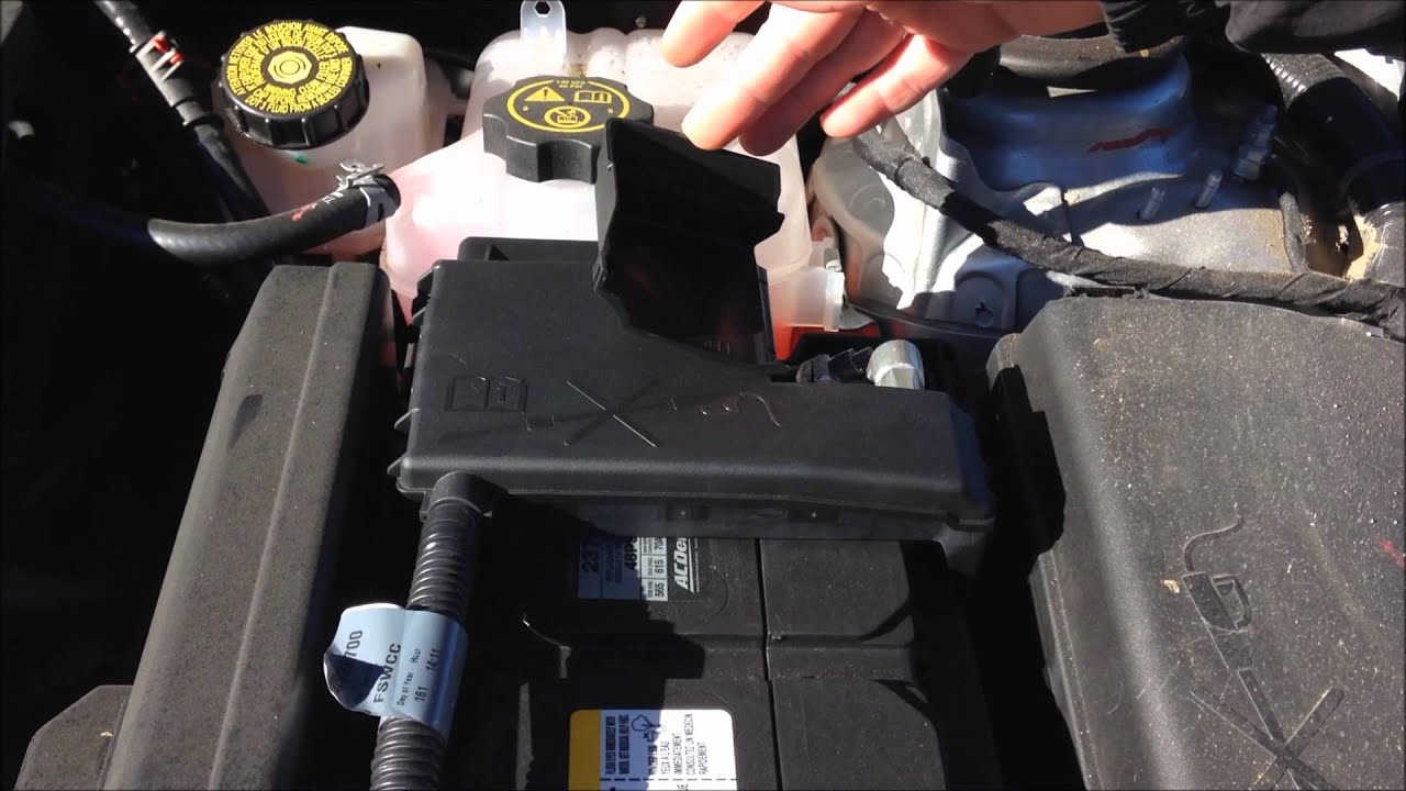 HOW TO JUMP START YOUR CAR - W-K CHEVROLET, BUICK ...