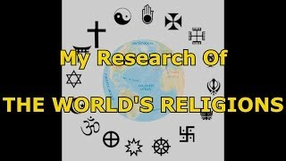 The World Religions (Teaser Video) Christianity, Islam, Hinduism, Buddhism, Voodoo, Toaism, Judaism