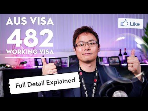 Australian Visa - Employer Sponsor Working Visa Subclass 482 Explained