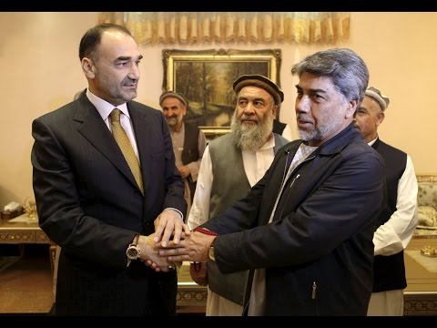 Leader in Afghan north dismisses Kabul government as a 'show'