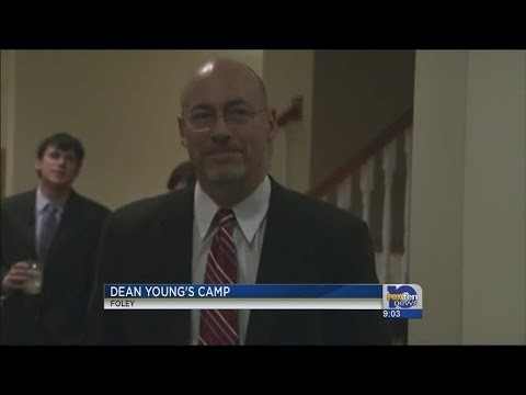 Dean Young runoff election camp