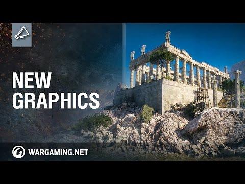 New Graphics - World of Tanks PC