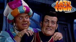 Lazy Town | The Best Of Lazy Town | Lazy Town Songs For Kids