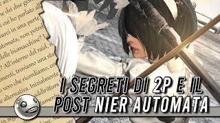 I Segreti Di 2p E Il Post Nier Automata Yorha Dark Apocalypse - The Copied Factory Ita Sub-ita